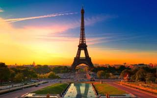 Эйфелева башня, Франция — обзор