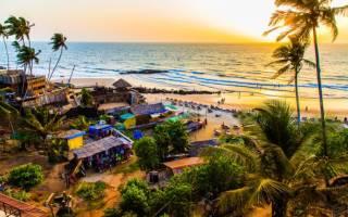 Южный Гоа — что посмотреть по городам Индии