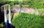 Водопады Тамарин, Маврикий — обзор