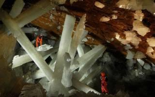Пещера кристаллов, Мексика — обзор