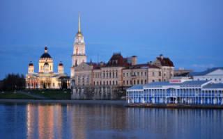 Россия что посмотреть в Рыбинске