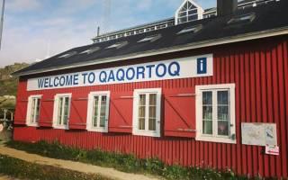 Какорток, Гренландия — обзор