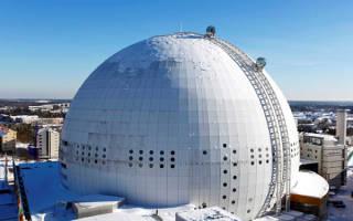 Круговой лифт SkyView, Швеция — обзор