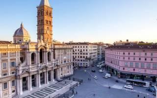 Базилика Санта Мария Маджоре, Италия — обзор