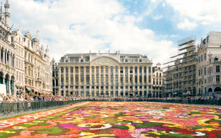 Брюссель — что посмотреть по городам Бельгии