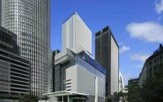 Отель JR Central Hotel Tower, Япония — обзор
