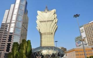 Отель Гранд Лисбоа, Китай — обзор