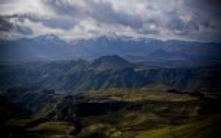Тоурсмёрк — что посмотреть по городам Исландии