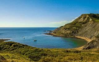 Пляж Юрского периода, Великобритания — обзор