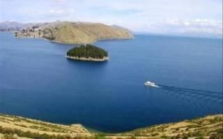 Озеро Титикака, Перу-Боливия — обзор