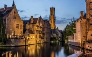 Брюгге — что посмотреть по городам Бельгии