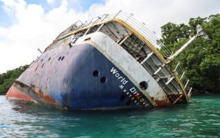 Затонувшие суда в районе Тандер-Бей, США — обзор