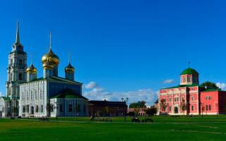 Россия что посмотреть в Туле