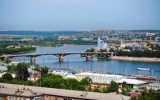Россия что посмотреть в Иркутске