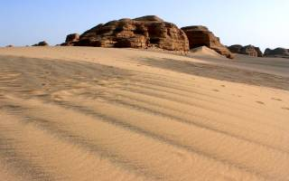 Пустыня Гоби, Монголия — обзор