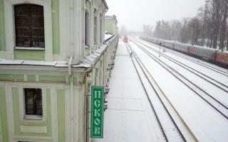 Россия что посмотреть в Пскове