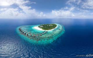 Лавьяни Атолл — что посмотреть по  Мальдивским островам