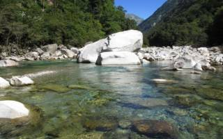 Плотина «Верзаска», Швейцария — обзор