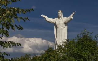 Статуя Царя Христа, Польша — обзор