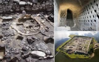 Фото галерея: Древнейшие сохранившиеся монументы на земле — обзор
