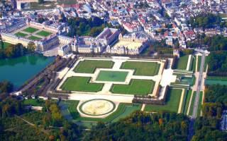 Замок Фонтенбло, Франция — обзор
