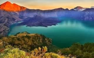Вулкан Тамбора, Индонезия — обзор