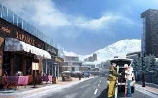 Обзор и отзывы лыжного курорта Мамисон