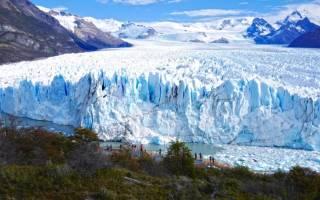 Патагония, Аргентина — обзор
