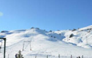 Карталкая  — обзор и отзывы лыжного курорта Турции