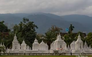 Чиангмай — что посмотреть по городам Таиланда