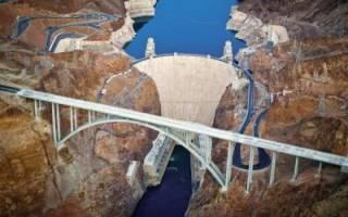 Плотина Гувера, США — обзор