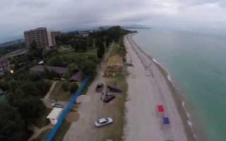 Абхазия что посмотреть в Гудаута