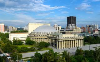 Россия что посмотреть в Новосибирске
