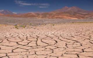 Пустыня Акатама, Чили — обзор
