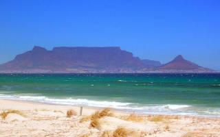 Кейптаун — что посмотреть по городам Южно-Африканской Республики