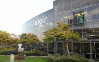 Здание Google, США — обзор