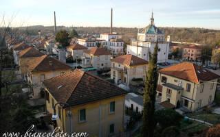 Фабричный поселок Креспи-дАдда, Италия — обзор