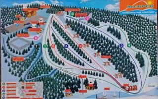 Обзор и отзывы лыжного курорта Жебреи