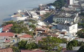 Гуаякиль — что посмотреть по городам Эквадора