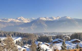 Кран-Монтана — что посмотреть по городам Швейцарии