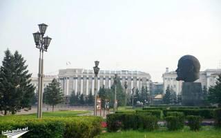 Россия что посмотреть в Улан-Удэ