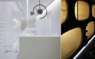 Прозрачный дом, Япония — обзор