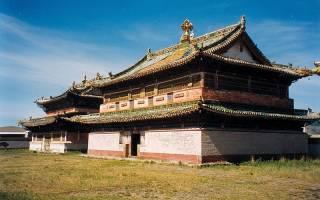 Монастырь Эрдэни-Дзу, Монголия — обзор