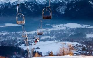 Шчырк — обзор и отзывы лыжного курорта Польши
