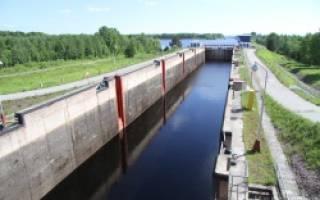 Беломорско-Балтийский канал, Россия — обзор