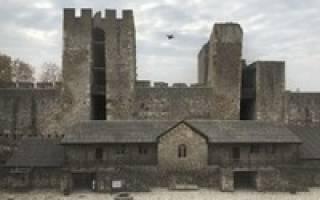Крепость Смедерево, Сербия — обзор