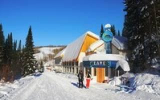 Алтайские Альпы — обзор и отзывы лыжного курорта
