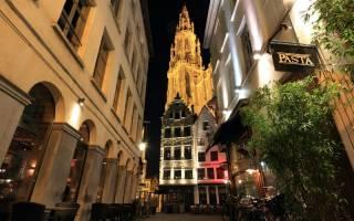 Ратуша Антверпена, Бельгия — обзор