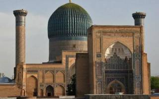 Мечеть Биби-Ханым, Узбекистан — обзор
