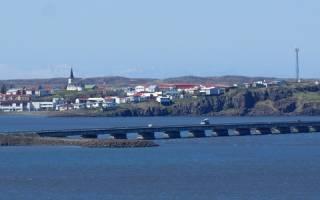 Боргарнес — что посмотреть по городам Исландии